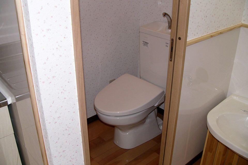 グループホームお陽さま トイレ