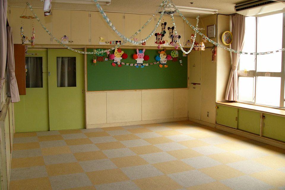 乳児院竜陽園 保育室(ぞうさん)