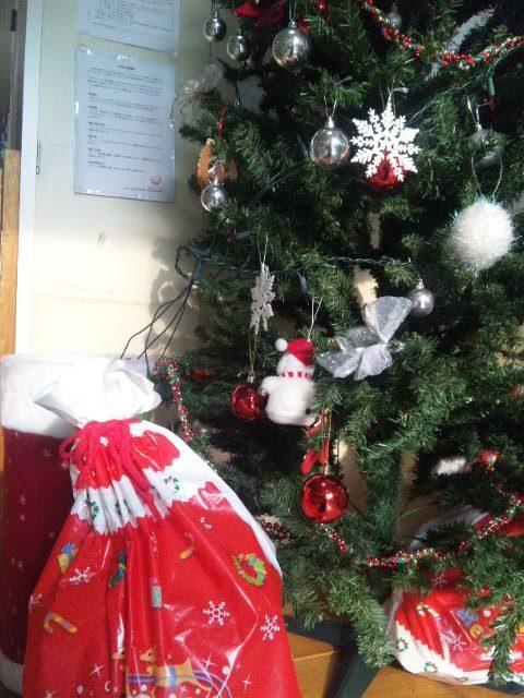 竜陽園 クリスマス会