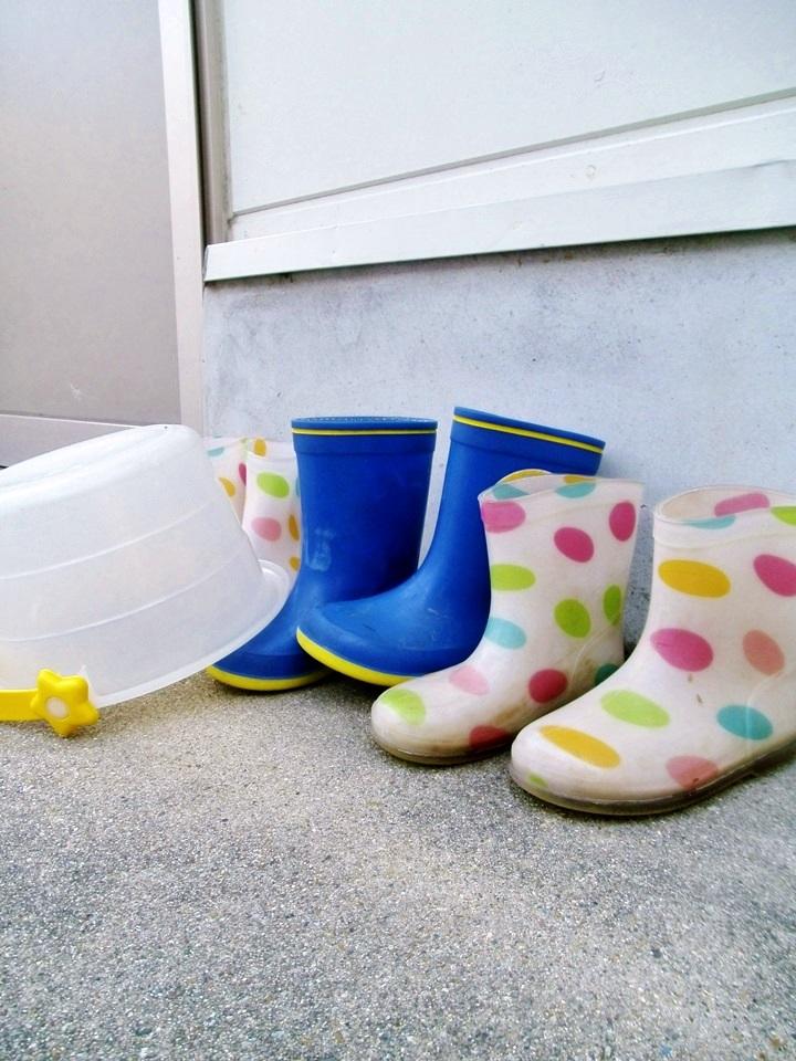 竜陽園 かわいい長靴